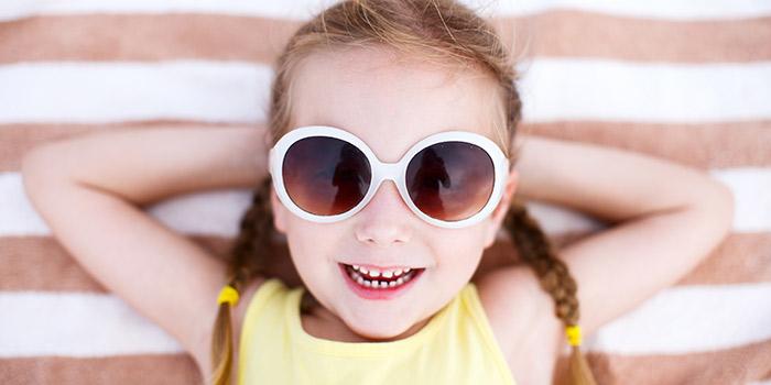 ochelari de soare copii